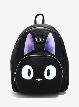 Loungefly Studio Ghibli Kiki's Delivery Service Jiji Mini Backpack