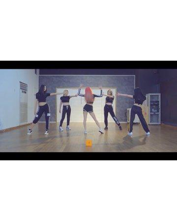 'Get It' Dance Practice