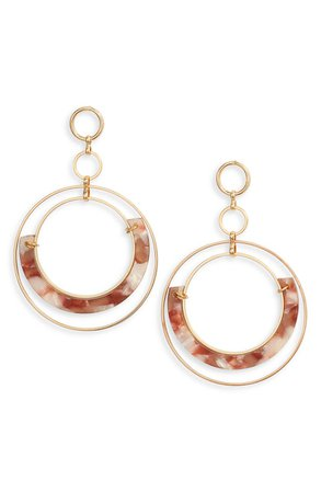 Ettika Wire Hoop Earrings | Nordstrom