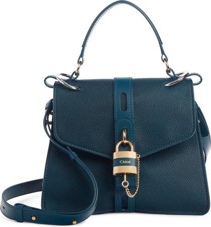 Chloé Aby Medium Leather Shoulder Bag | Nordstrom