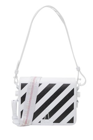 Off-White Blinder Clip Bag