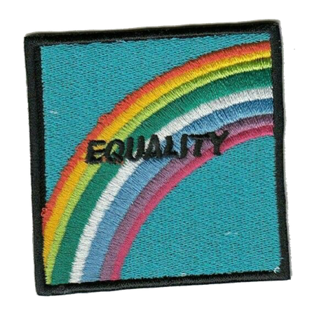 equality patch