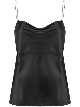 Black Dorothee Schumacher Sense of Shine camisole top 847901 - Farfetch