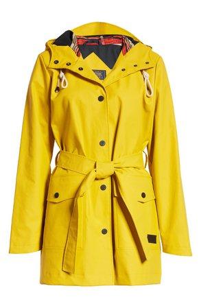 Pendleton Brookings Rain Jacket yellow