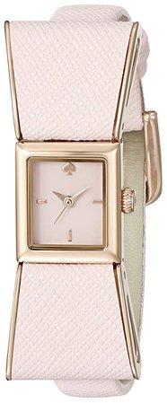 Amazon.com: kate spade new york Women's 1YRU0901 Kenmare Analog Japanese-Quartz Pink Watch: Kate Spade: Clothing