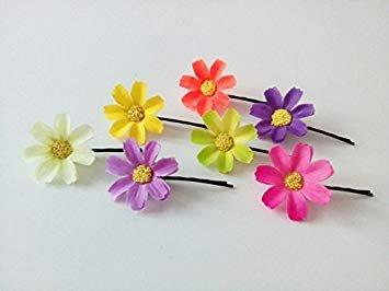 Flower Hair Pins 1