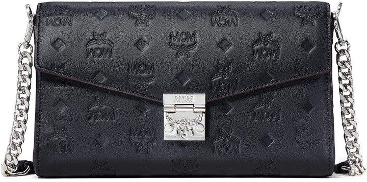 Medium Leather Crossbody Bag