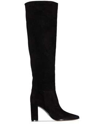 Botas altas con tacón de 45mm Gianvito Rossi - Compra online - Envío express, devolución gratuita y pago seguro
