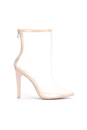 She's The One Bootie - Nude