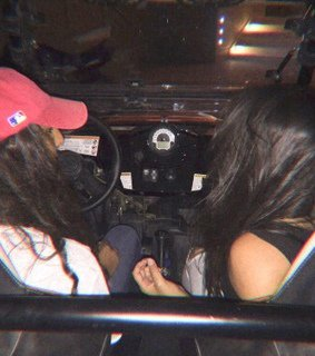 friends car