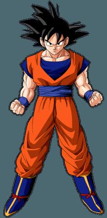 Son Goku (Dragon Ball Z) | VS Battles Wiki | FANDOM powered by Wikia