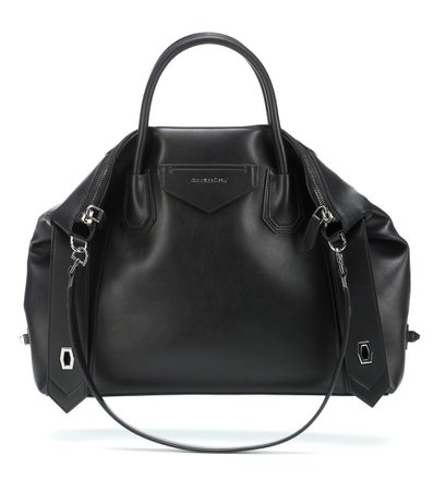 Antigona Soft Medium Leather Tote | Givenchy - Mytheresa