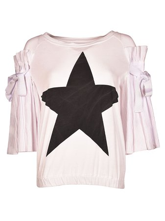 Brand Unique Star Logo Blouse