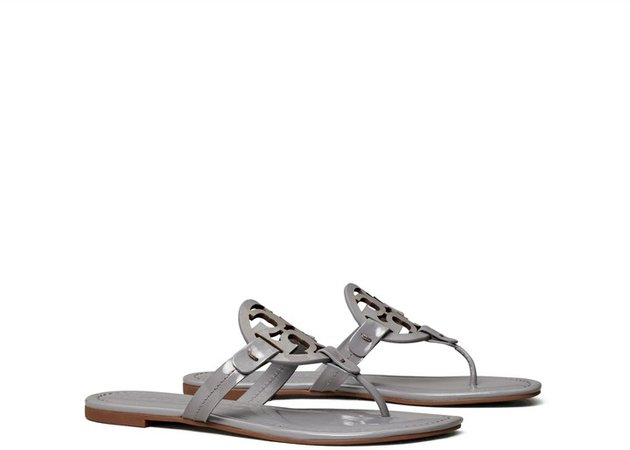 Miller Sandal, Patent Leather
