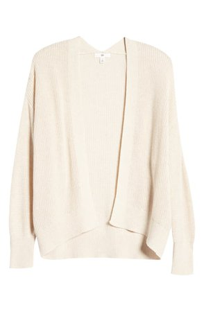 BP. Casual Open Front Cardigan | Nordstrom