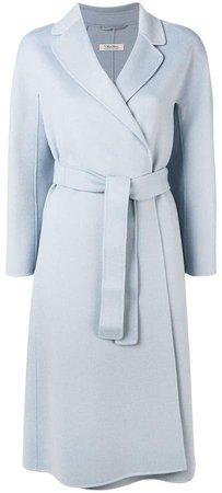 'S belted midi coat