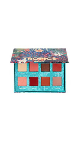Tropics Eyeshadow Palette | hush.