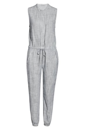 Splendid Brook Jumpsuit | grey