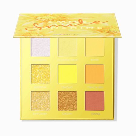 sunflower makeup palette - Google Search
