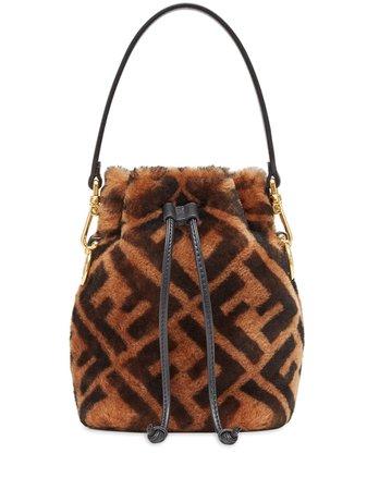 Fendi Mini Mon Tresor Bucket Bag - Farfetch