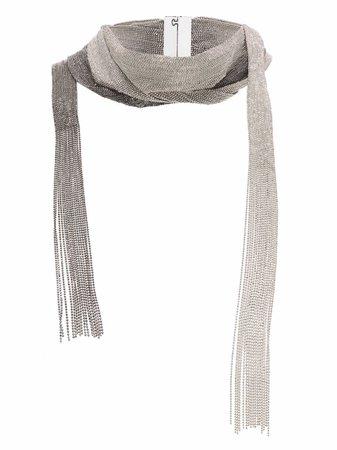 Fabiana Filippi Tassel Beaded Necklace - Farfetch