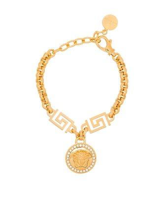 Versace Bracelet En Chaîne Icon Medusa - Farfetch