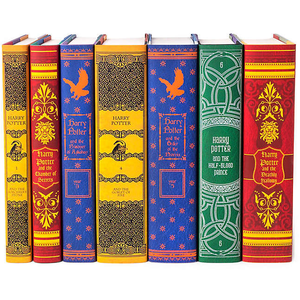 Asst. of 7 Harry Potter Book Set - Juniper Books for $275.00 available on URSTYLE.com