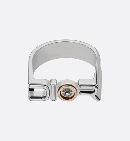 DIOR AND SORAYAMA brass ring - Accessories - Men's Fashion | DIOR