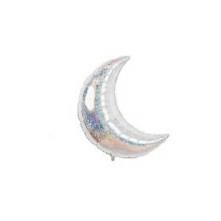 crescent moon balloon