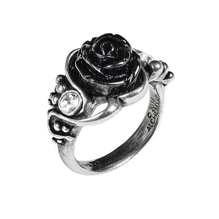 Bacchanal Rose Ring - Alchemy of England