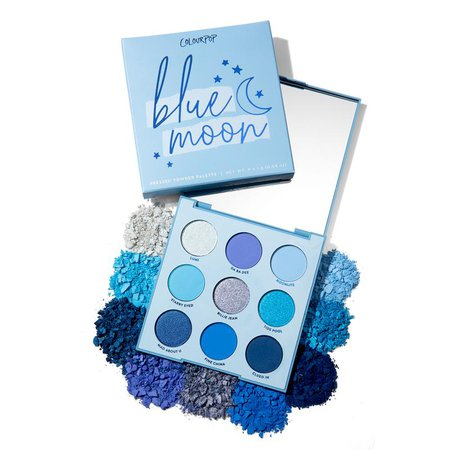 Blue Moon Eyeshadow Palette | ColourPop