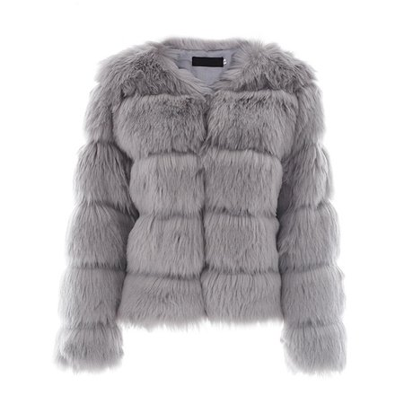 fur grey