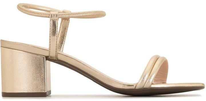 Block Heel Ring Sandals