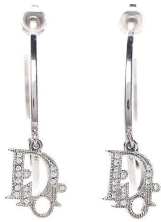 Dior hoops