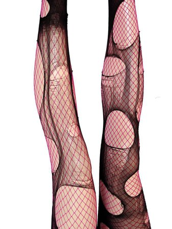ripped tights