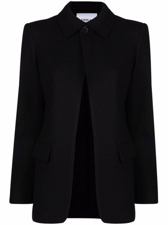 Erika Cavallini button-front knitted jacket - FARFETCH