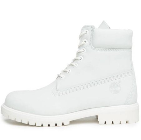 white timbs