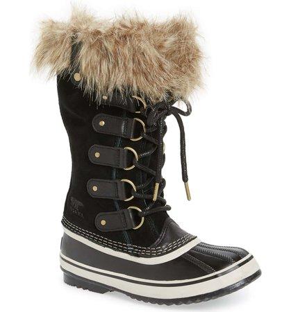 SOREL 'Joan of Arctic' Waterproof Snow Boot | Nordstrom