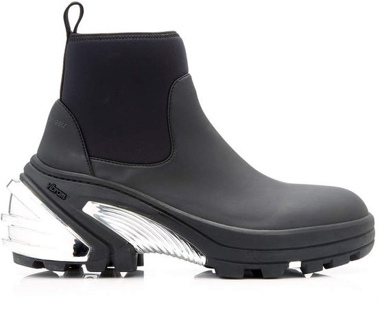 Treaded Rubber Boots