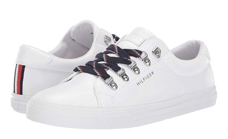 Tommy white sneakers