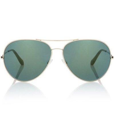 Sayer 63 aviator sunglasses
