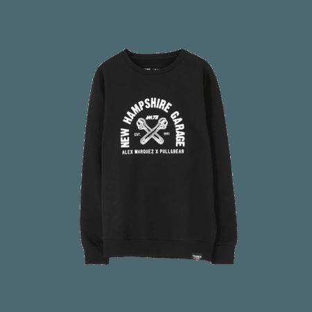 Black Álex Márquez sweatshirt - Marc Márquez