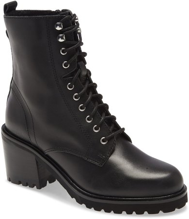 Brandt Lace-Up Boot