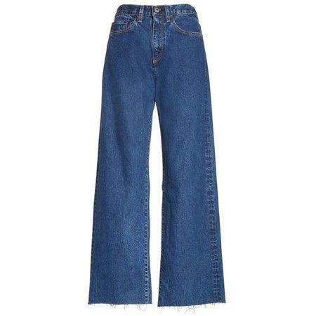 Women's Simon Miller Toluca High Waist Wide Leg Jeans