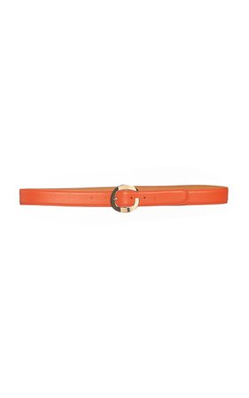 Leather Belt by Maison Vaincourt | Moda Operandi