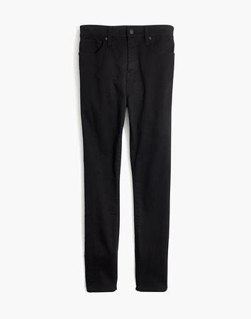 Women's Curvy High-Rise Skinny Jeans in Carbondale Wash | Madewell