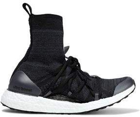 Ultraboost Stretch-knit High-top Sneakers