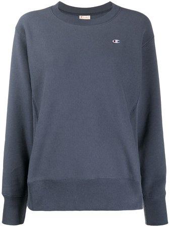 Champion Crewneck Sweatshirt - Farfetch