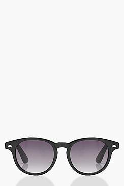 Lily Round Retro Sunglasses