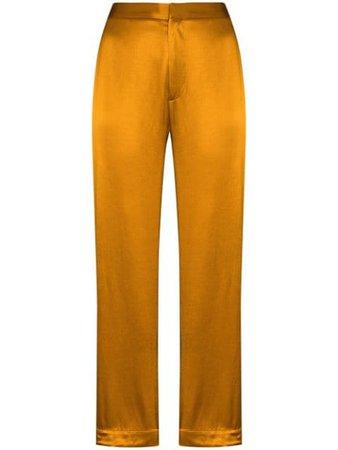 Asceno Olbia pyjama-style Trousers - Farfetch